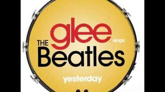 Glee - Yesterday (DOWNLOAD MP3 LYRICS)-3