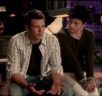 Glee Ballad - Finn and Kurt at Piano