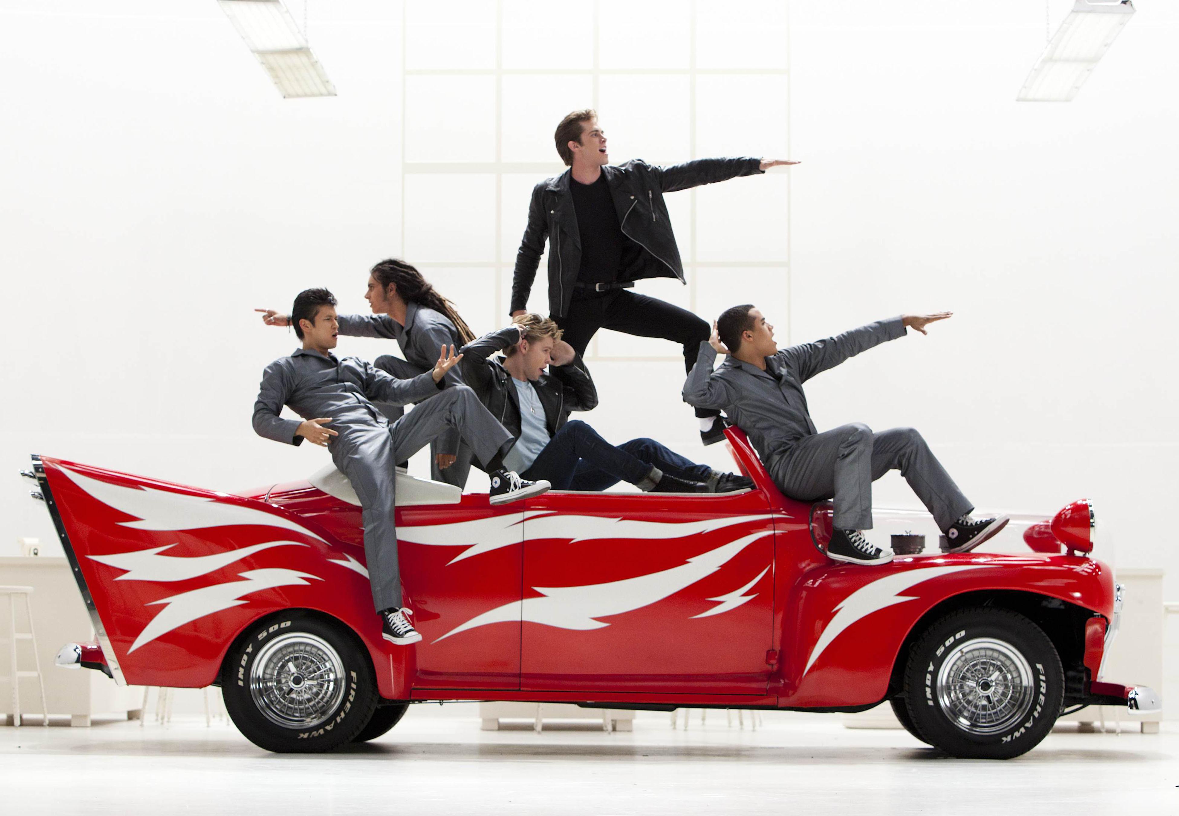Afbeeldingsresultaat voor grease auto