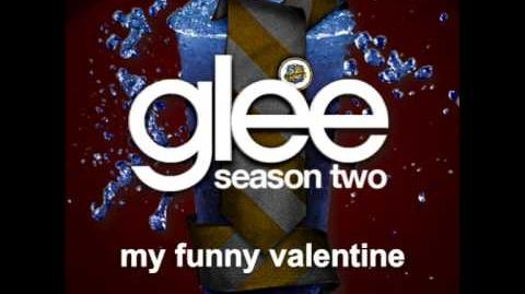 My Funny Valentine - Glee Unreleased Song DOWNLOAD LINK