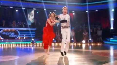 Riker Lynch&Allison Holker - Week 7 - Quickstep