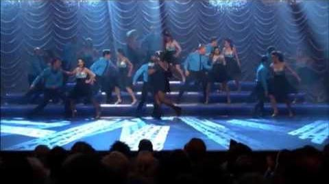 Starships by Vocal Adrenaline (GLEE Nationals Season 3)