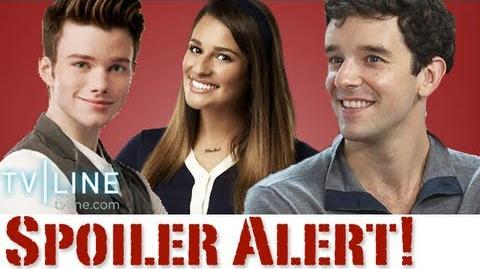 """Glee"" Break-Up Recap, ""Partners"" Michael Urie Chat, ""Big Bang"" Scoop, More - SPOILER ALERT ENTV"