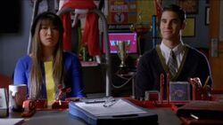Tina und Blaine