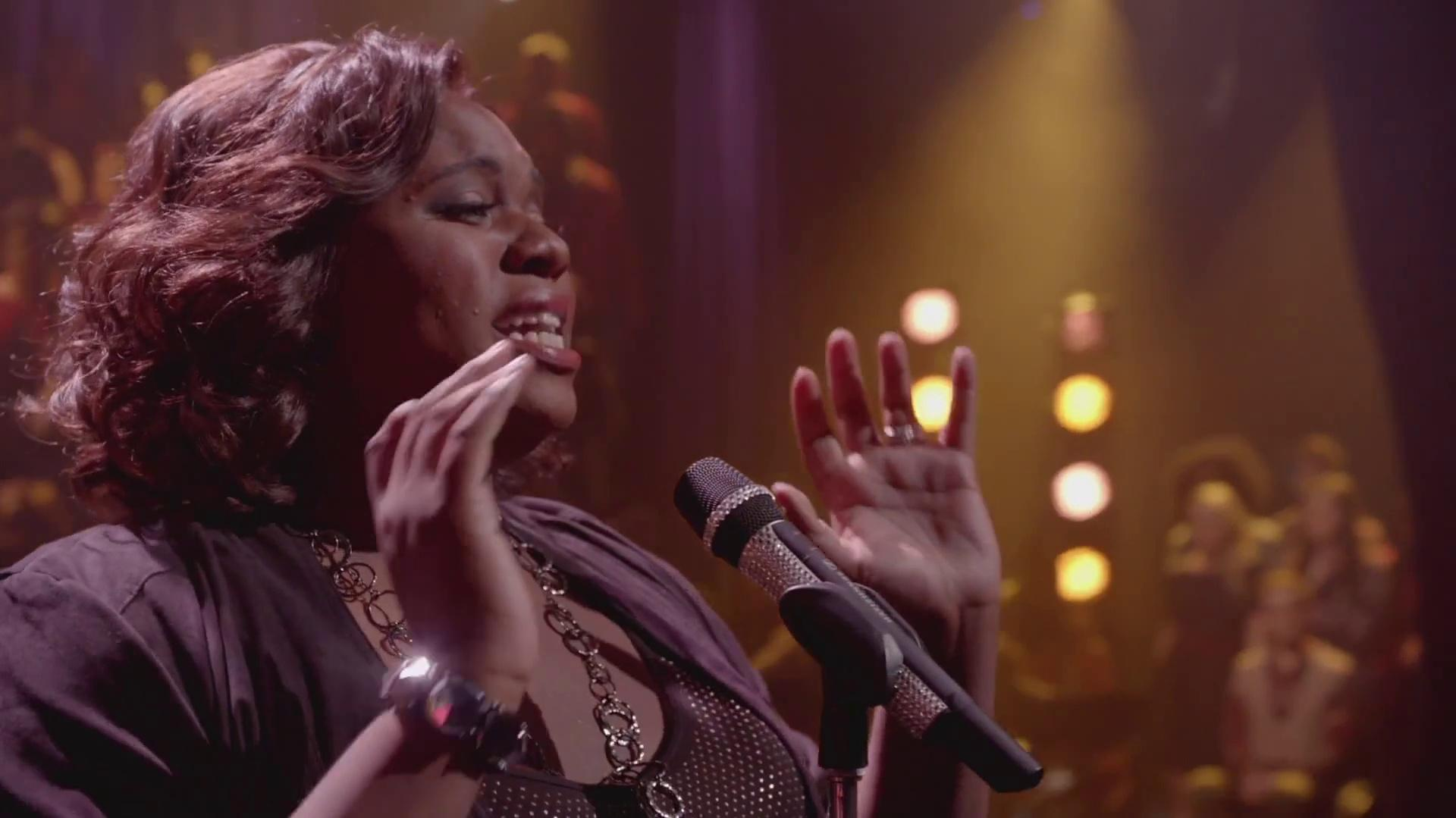 Alex Newell - I Know Where I've Been (Queen Latifah) (Hairspray) - from Glee Transitioning