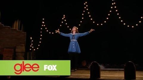 "Full Performance of ""I'm The Greatest Star"" from ""Opening Night"" GLEE"