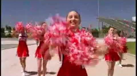 Glee Comercial Quinn Fabray