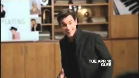 "Glee 3x15 Promo ""Big Brother"" HD"