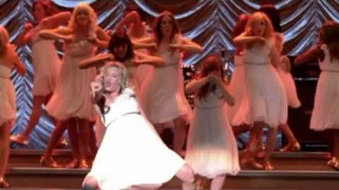 Glee- Yeah! (Full Performance) (Official Music Video) HD
