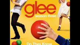Glee - Do They Know It's Christmas (DOWNLOAD MP3 + LYRICS)