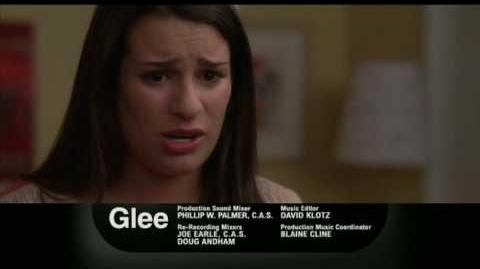Glee 1x19 Dream On Promo HD