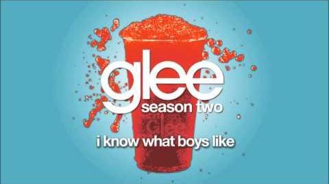I Know What Boys Like Glee HD FULL STUDIO
