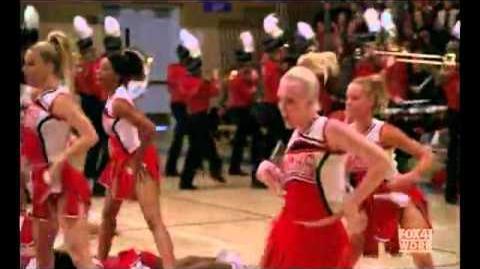 Glee-4 Minutes-Full Performance