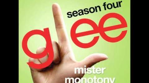 Glee - Mister Monotony (PREVIEW)