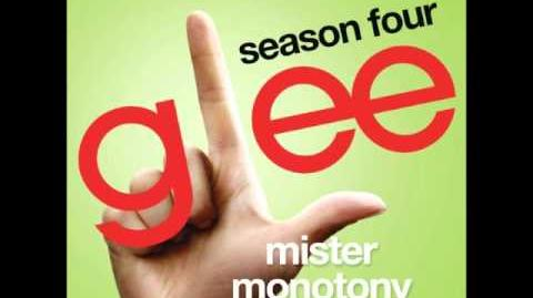 Glee - Mister Monotony (PREVIEW)