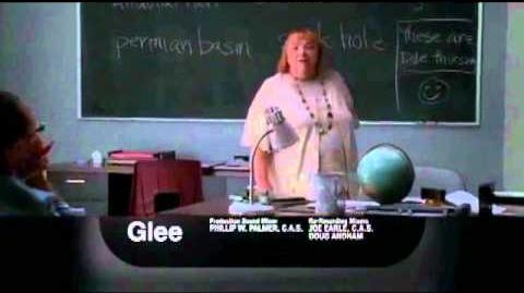 "Glee S03E02 - ""I Am Unicorn"" Promo"