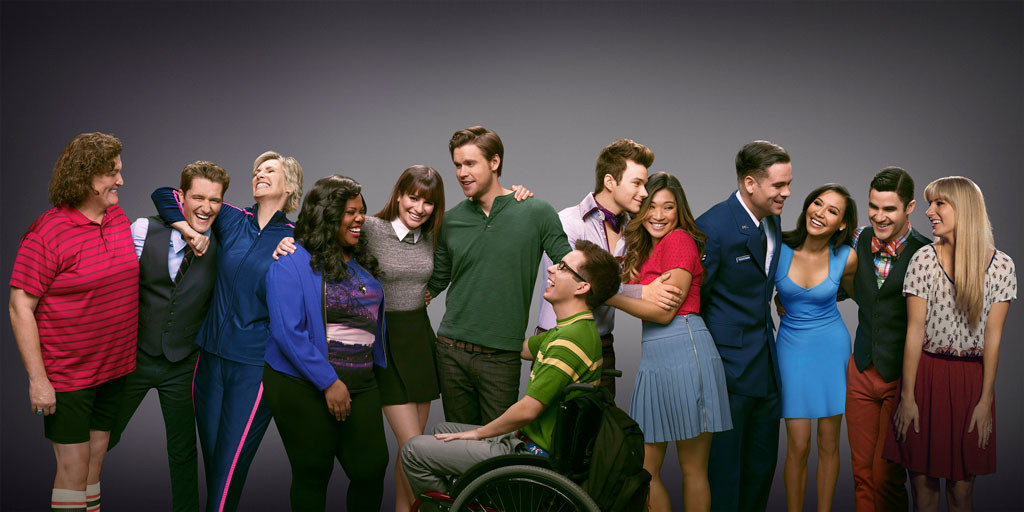 Image result for season 6 glee cast