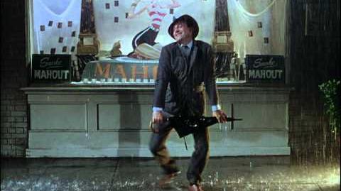 "HD 1080p ""Singin' in the Rain"" (Title Song) 1952 ~ Gene Kelly"