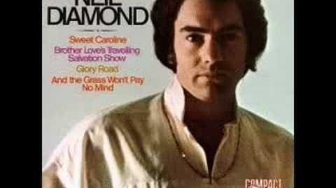 Neil Diamond - Sweet Caroline (Stereo!)