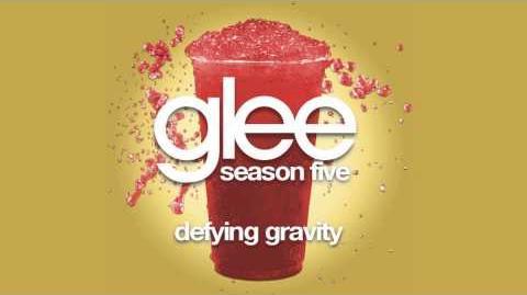 Defying Gravity (Season 5) (Rachel Solo Version) - Glee Cast HD FULL STUDIO