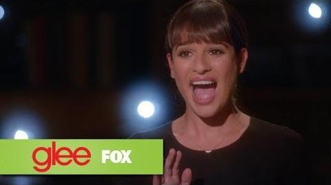 "Full Performance of ""Defying Gravity"" from ""100"" GLEE"