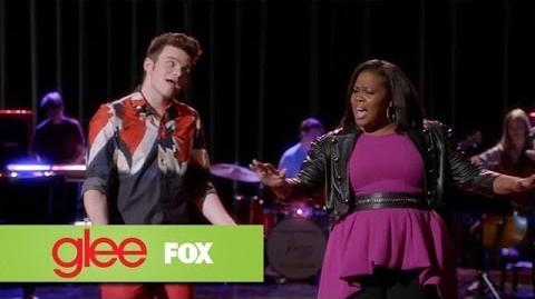 "Full Performance of ""I'm Changing"" from ""New Directions"" GLEE"