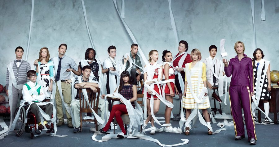 La joie : Glee