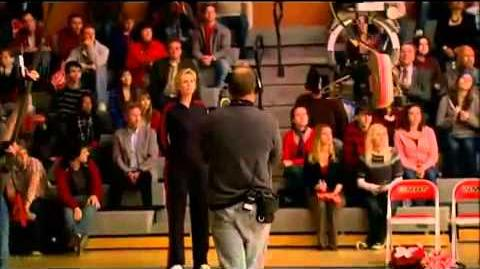 "GLEE Season 1 Episode ""The Power Of Madonna"" EPK B-ROLL Behind The Scenes"