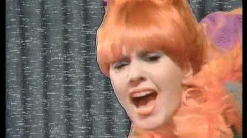 The B-52's - Rock Lobster (official)