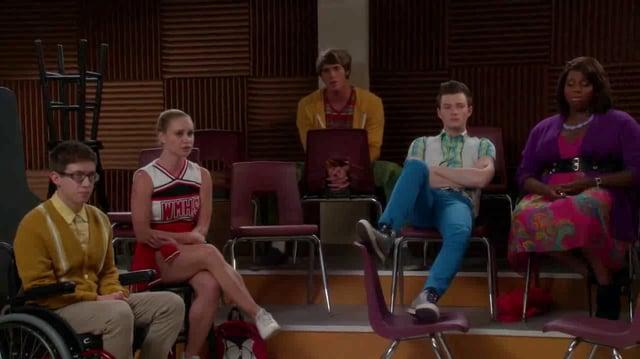 Full Performance of 'I'll Stand By You' from 'The Quarterback' GLEE