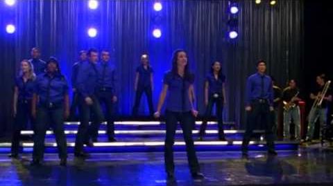 GLEE Full Performance of 'Somebody To Love'