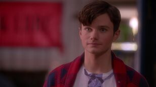 Kurt glee homosexual relationships