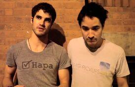 Darren & Chuck