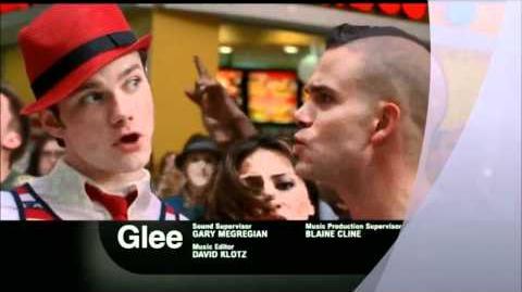 Glee • S02E18 - Promo • «Born This Way» • VOSTFR