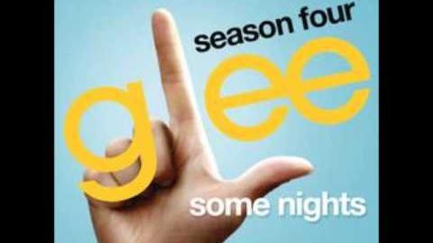 Glee - Some Nights-0