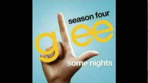 Glee - Some Nights-0