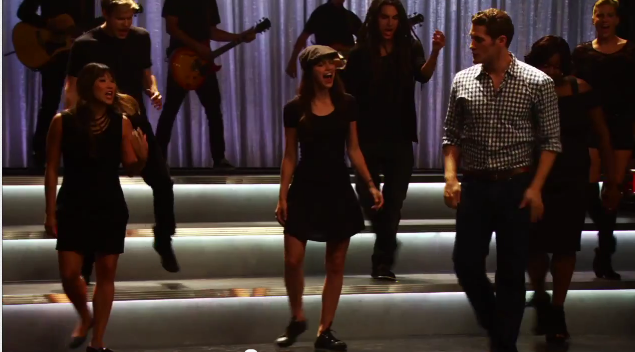 Chasing Pavements | Glee TV Show Wiki | FANDOM powered by Wikia