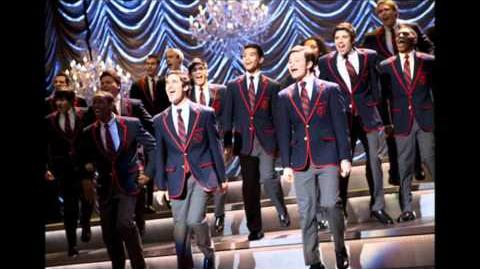 Raise your glass - Warblers (glee)