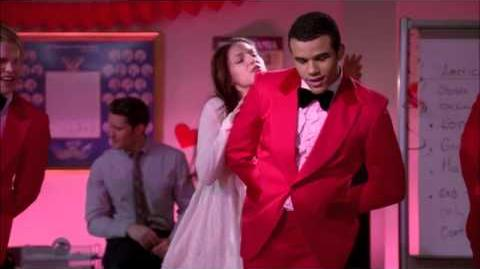 "Full Performance of ""You're All I Need To Get By"" from ""I Do"" GLEE"