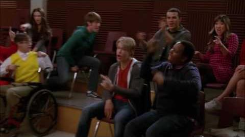 GLEE Full Performance of Don't Stop Me Now