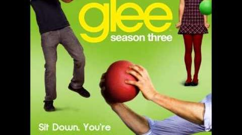 Glee - Sit Down You're Rocking The Boat (DOWNLOAD MP3 LYRICS)