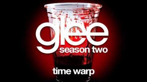Glee - Time Warp (DOWNLOAD MP3 LYRICS)