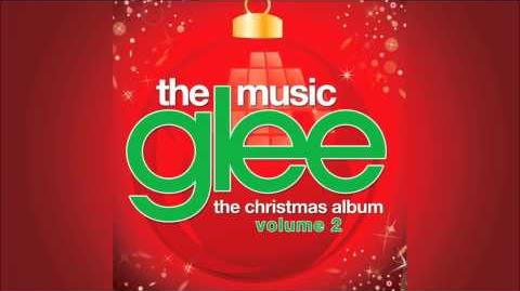 All I want for Christmas is You - Glee HD Full Studio