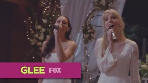 """GLEE Full Performance of """"Our Day Will Come"""" from """"A Wedding"""""""
