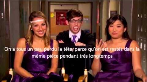 "Glee - Sneak Peek 4x22 ""All or Nothing"" VOSTFR"