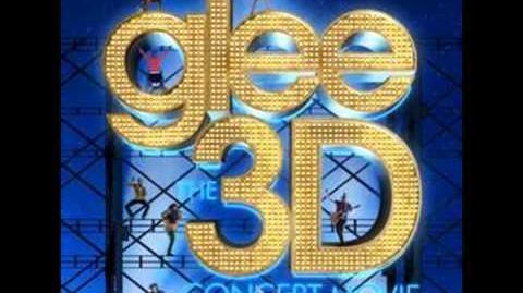 Glee 3D Concert-Fat Bottomed Girls ( Glee Cast)