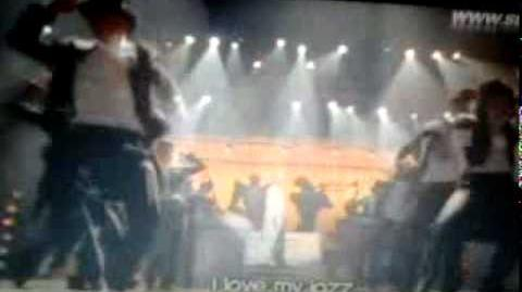Kurt- le jazz hot glee