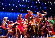 Blurred Lines Glee Cast