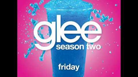 Glee - Friday (Acapella)