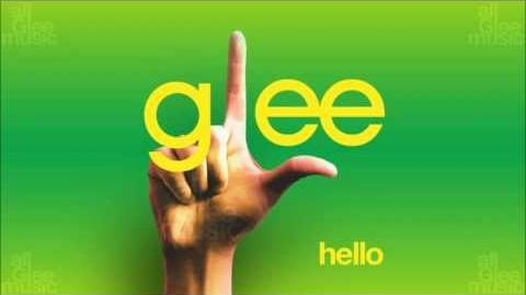 Hello Glee HD FULL STUDIO